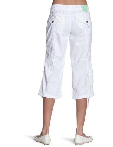 O'Neill Komoe River - Pantalones para mujer Blanco (Super White)