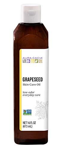 Aura Cacia Grapeseed Skin