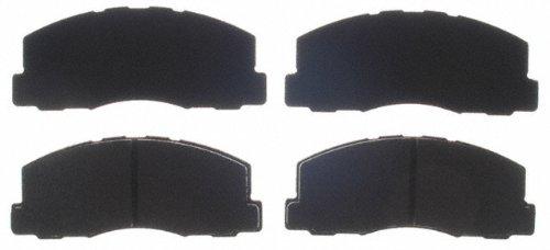 Raybestos SGD328M Service Grade Semi-Metallic Disc Brake Pad Set