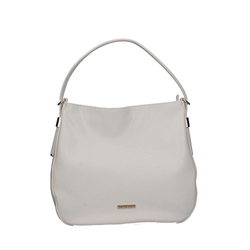 Valentino Vbs1qv04 Bianco White Woman Shoulder Bags
