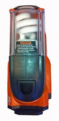 Ridgid R869 -18V / 24V Halogen Area Light Tool Only No Battery or Charger ()