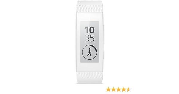 Sony SmartBand Talk SWR30 (White) - International Version No Warranty