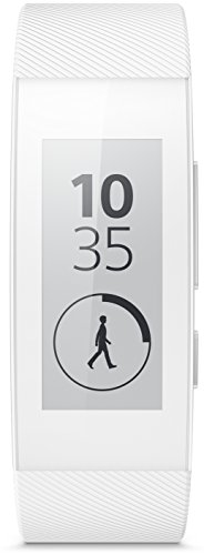 Sony SmartBand Talk SWR30 (White) - International Version No Warranty