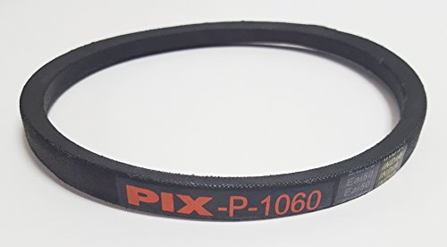 Pix Belt Made To FSP Specifications Replaces McLane Edger or Reel Mower Belt # 1060