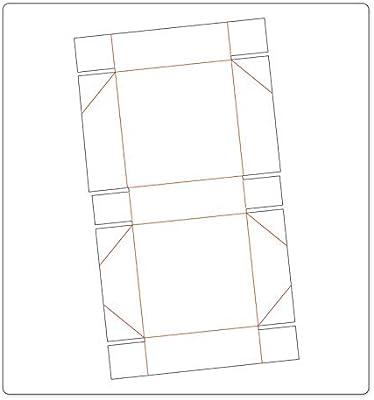 Sizzix Bigz Pro Troquel Caja c / tapa n. ° 3: Amazon.es: Hogar