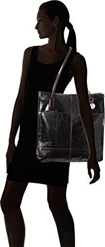 HOBO Vintage Finley Tote Handbag,Black,One Size by HOBO (Image #2)