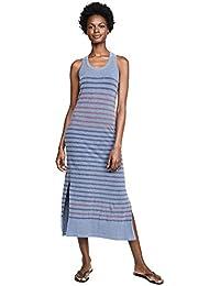Women's Racerback Slit Dress
