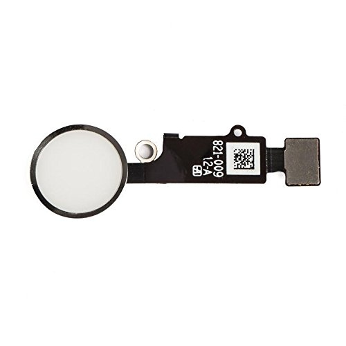 buy popular 9603c 8bcc1 Amazon.com: Home Button Replacement for Iphone 8 and 8 Plus with ...