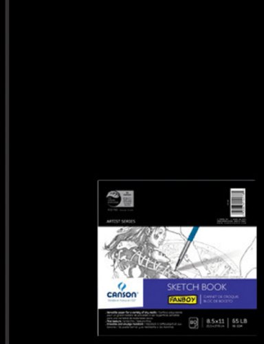 Canson Comic Hardcover Sketch 8 5x11 product image