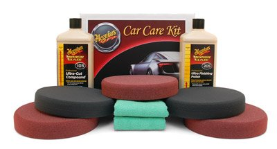 Meguiars Soft Buff Polishing Kit by Meguiar's