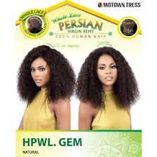 Jewel of macram\u00e9 and gem hair