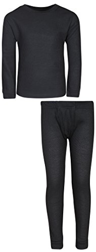 Snozu Boys Thermal Warm Underwear Top and Pant Set – DiZiSports Store