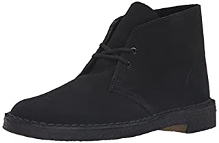 Clarks Men's Originals Desert Ankle Boot,Black,7.5 M US (B008JGBMW2) | Amazon price tracker / tracking, Amazon price history charts, Amazon price watches, Amazon price drop alerts