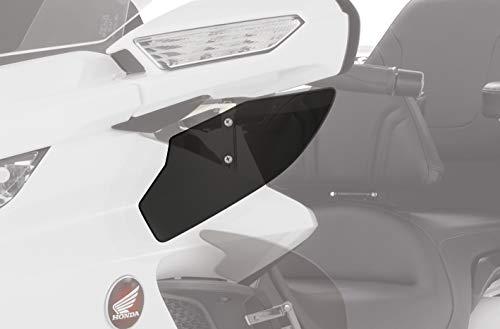 Show Chrome Accessories 52-933U Upper Wind Deflector Kit for Honda GL1800 -