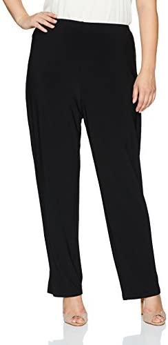 Sympli Narrow Pants Long in Black