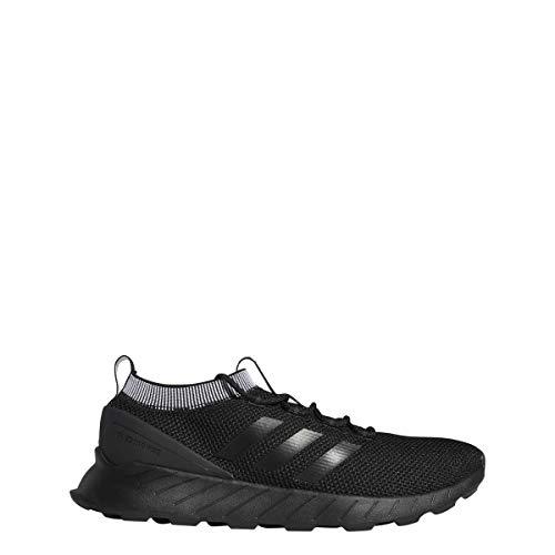 Adidas Questar Rise - Zapatillas de Running para Hombre, Negro, carbón (Black/Black/Carbon), 8 M US