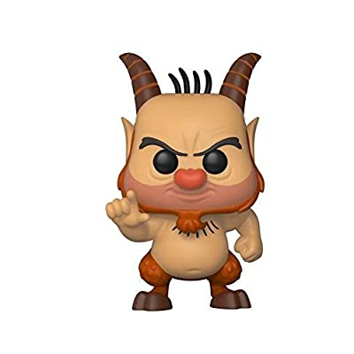 Funko POP! Disney: Hercules Phil Collectible Figure, Multicolor: Funko Pop! Disney:: Toys & Games