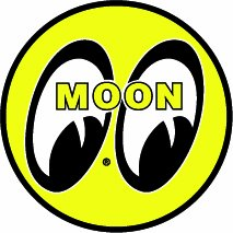 Moon Eyes Decal 5