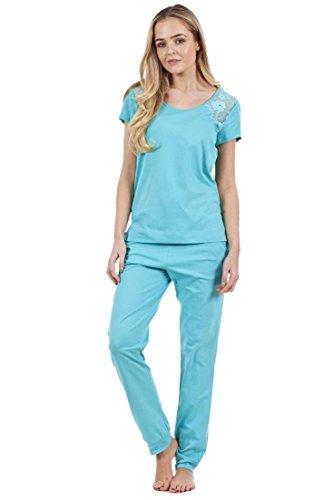 Ex Famous Store - Pijama - para mujer Verde