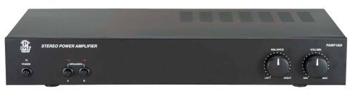Pyle Home PAMP1000 160 Watt 2 Channel Home Stereo Power Amplifier by Pyle