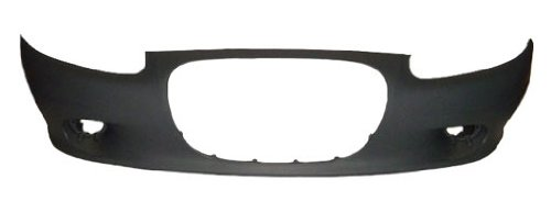 OE Replacement Chrysler Concorde/New Yorker Front Bumper Cover (Partslink Number CH1000258) - Chrysler Concorde Front Bumper Cover