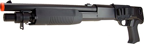 DE Model-799S Tri-Burst Shot Gun w/Pistol Grip&Shell Holster by DE/CSI (Image #4)