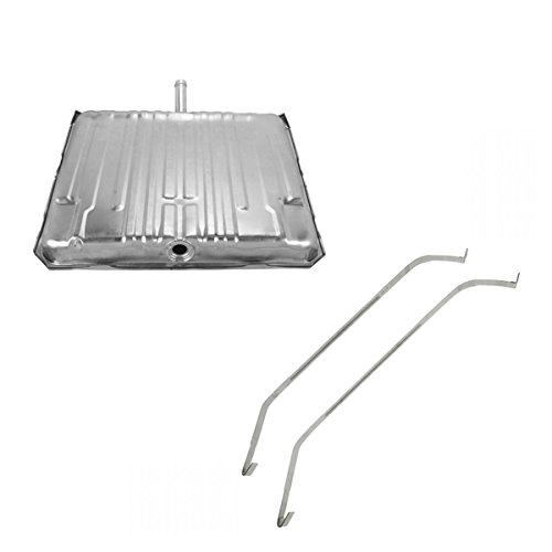 Fuel Gas Tank 20 Gallon with Straps for 64-67 Chevelle ()