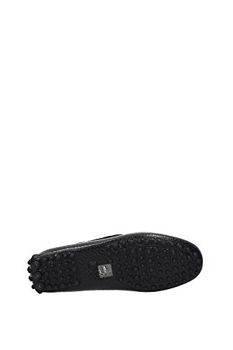 Mocassini Car Shoe Uomo - (KUD006NEROVITGRAINLUX) EU Nero