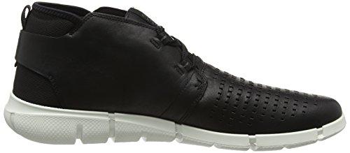 Ecco Heren Intrinsiek Chukka Fashion Sneaker Zwart