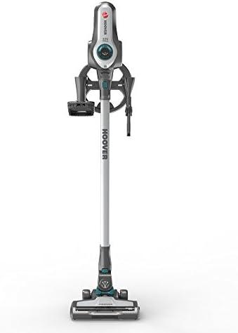 Hoover Ra 22AFG Sac pour la poussière gris, argent–Aspirateur étage–(, Sac pour la poussière, 0,7l, gris, argent, batterie, 35min)