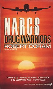 book cover of Drug Warriors