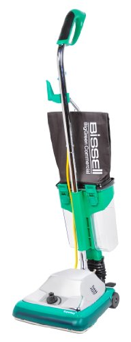 BISSELL BigGreen ProCup Commercial Upright Vacuum Green BG101DC