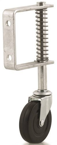 Manufacturers Direct C-GSL3 Swivel Caster with Brake 3 in Dia x 13//16 in W