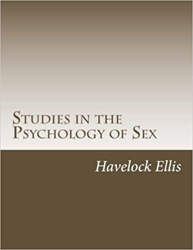 Studies in the Psychology of Sex: Understanding Sexuality (Volume 3)