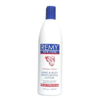 (REMY YORK INTENSIVE THERAPY HAND & BOY MOISTURISING LOTION ENRICHED WITH SHEA BUTTER & VITAMIN E 463ml)