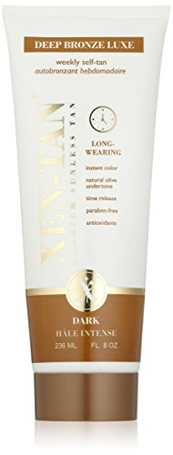 XEN-TAN Deep Bronze Luxe Weekly Tan, 8 fl. oz.