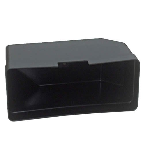(Interior Glove Box Plastic For 1972-86 Jeep CJ5,6,7 and 8)