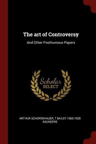 Download The art of Controversy: And Other Posthumous Papers ebook