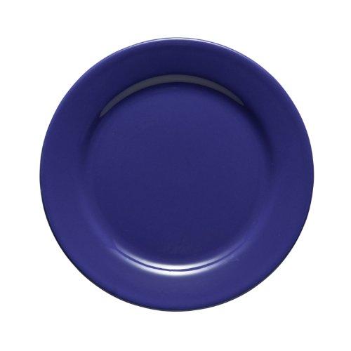 Waechtersbach Fun Factory II Royal Blue Salad Plates, Set of 4