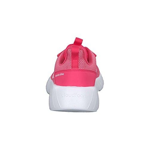 adidas Questar Drive, Zapatillas Para Niñas Rosa (Rosrea / Ftwbla / Ftwbla 000)