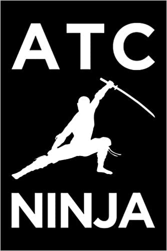 ATC ninja: Blank lined office humor themed journal and ...