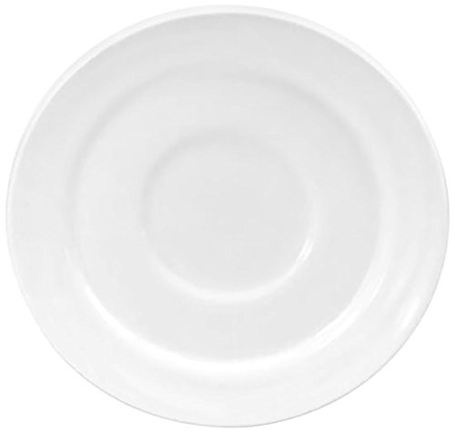Oneida Foodservice F1040000500 Espree Saucer (fits Cup), 5.5