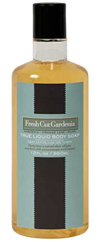 LAFCO House & Home True Liquid Body Soap, Fresh Cut Gardenia, 12 Fl (Fresh Gardenia)