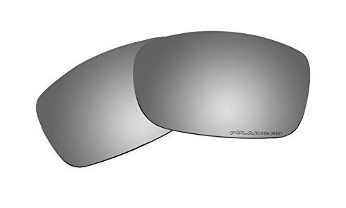 Sunglasses Lenses Replacement Polarized Black Mirror Coating