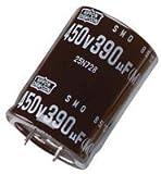 Aluminum Electrolytic Capacitors - Snap In 1800uF 100 Volt