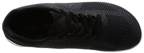 R Crossfit Zapatillas black Reebok Nano Running de Bushin Unisex 0 Negro Lead 7 White d5BXwxXq