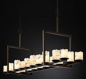 Justice Design FAL-8717-12-DBRZ Dakota 20-Light Bridge Chandelier, Choose Finish: Dark Bronze Finish, Choose Lamping Option: Standard Lamping