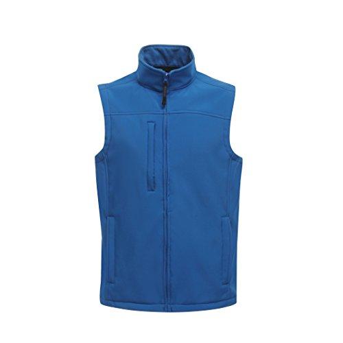 Regatta Herren Flux Softshell-Bodywarmer / Softshell-Weste, ärmellos, wasserabweisend L,Marineblau/Marineblau