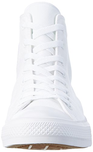 II Homme Hi Blanc White Sneakers Converse CT White Navy 6gSna