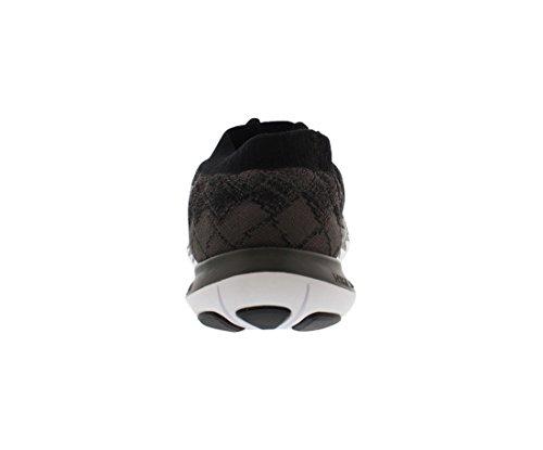 Nike Free 3.0 Flyknit - zapatillas de running de material sintético mujer negro - negro